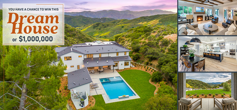 Special Olympics Southern California Dream House Raffle
